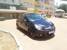 Opel corsa 1.4 sports with sunroof