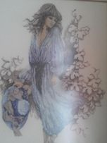 Вышивка крестиком, картины на заказ