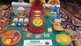 Музична іграшка nursery rhyme land builders