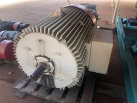 3 Phase Electrical Motors