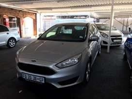 2016 Ford Focus 1.0 Ecoboost Powershift