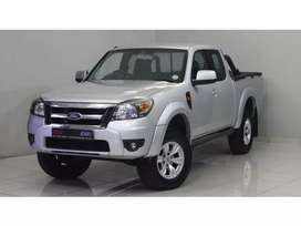 2011 Ford Ranger 3.0TDCi SuperCab Hi-trail XLT Auto For Sale
