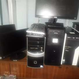 tower/full set computer
