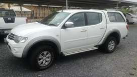 2013 Mitsubishi Triton 2.5 DID P/U D/C for sale