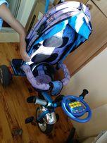 Детский велосипед трехколесный Profi Trike