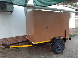 Camp / Box Trailer for sale.