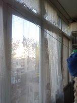 Балконная рама с окнами, остекление лоджии, балкон застекленный,лоджия