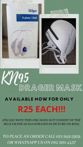 MASKS AVAILABLE