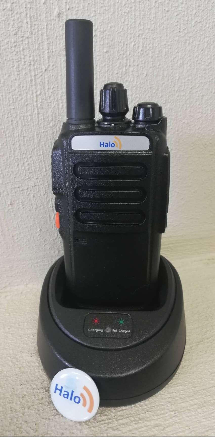Halo SS96 PTT Radio - Security Industry - NFC Tagging & Tracking 0