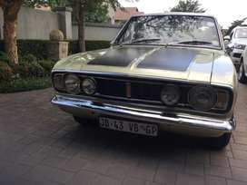 1968 Cortina GT for sale