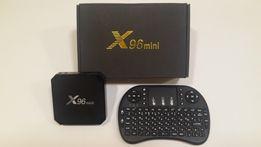 ТВ приставка X96 mini, X96W 2/16Gb - быстрая и стабильная работа!