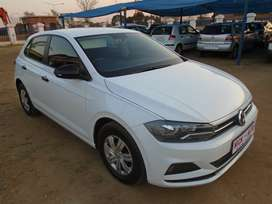 2018 Volkswagen Polo 8 TSi 1.0 with 15000km