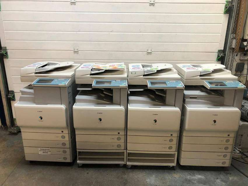 Canon photocopier Joblot all tested work 5 machines 0