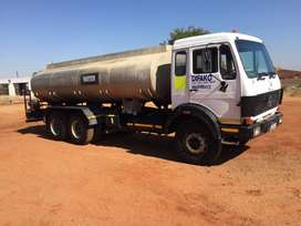 18000 L Water Bowser