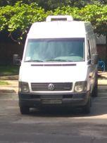 Перевезення ізотермічний фургон 2т.