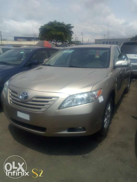 Full option Toyota Camry LE 2007 model negotiable 0