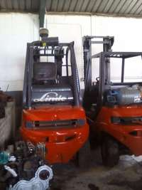 Image of Linde 3ton forklift for sale at bargain price