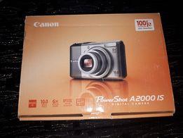 Продам фотоаппарат canon a2000