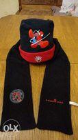 Шапка+шарф Spider Man 400руб
