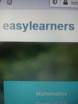 online learning (mathematics,physical science,Electrical Eng Courses)