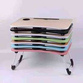 Portable Foldable Laptop Stand Desk for the Bed or Sofa