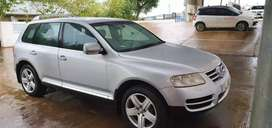 Powerful VW Touareg V10 for sale
