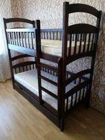 """Двухъярусная кровать """"Карина-веснянка"""" , спеши купить по акции."""