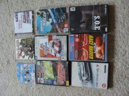 s.o.e. racve driver cmr 3 sega rally 7 gier 2 filmy dvd pc wysyłka
