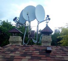 Установка,продажа Спутниковое телевиденье,Smart TV Донецк-МТС в Вайбер