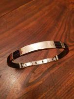 Браслет мужской чоловічий браслет Stainless steel подарок мужской