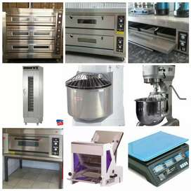 BAKERY EQUIPMENT! ALL NEW