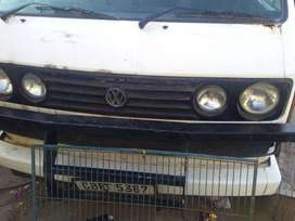 My microbus is still in good condition running