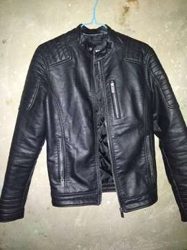 Moscow leather jacket