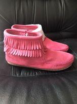Minnetonka ботинки мокасины