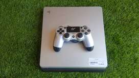 PS4 Console with one controller