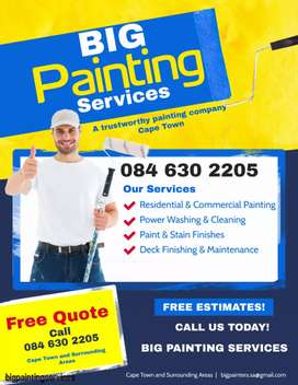 Professional Painters In Cape Town - Ceiling and Drywalling, Partition