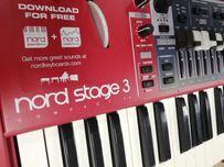 Nord Stage 3 SW73 - cостояние нового. Расскажу подробно.
