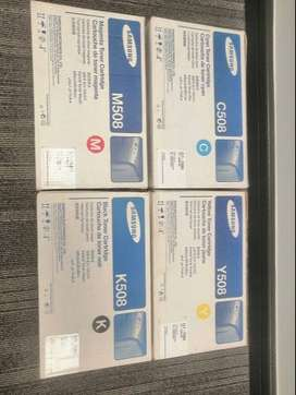 New Samsung Toner Cartridges for sale