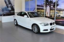 2013 BMW 1 Series 125i Coupe M Sport Auto For Sale