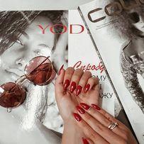 Гелеве нарощення нігтів та покриття гель лаком Kodi