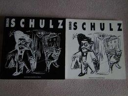Bruno Schulz Unikaty Rysunki i Archiwalia Katalog wystawy 2 tomy