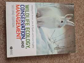 Wildlife ecology, conservation and management  2nd ed