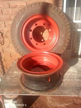 J7 rims for size 16 tyres