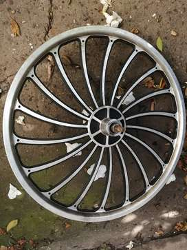 Metal Bicycle Rim