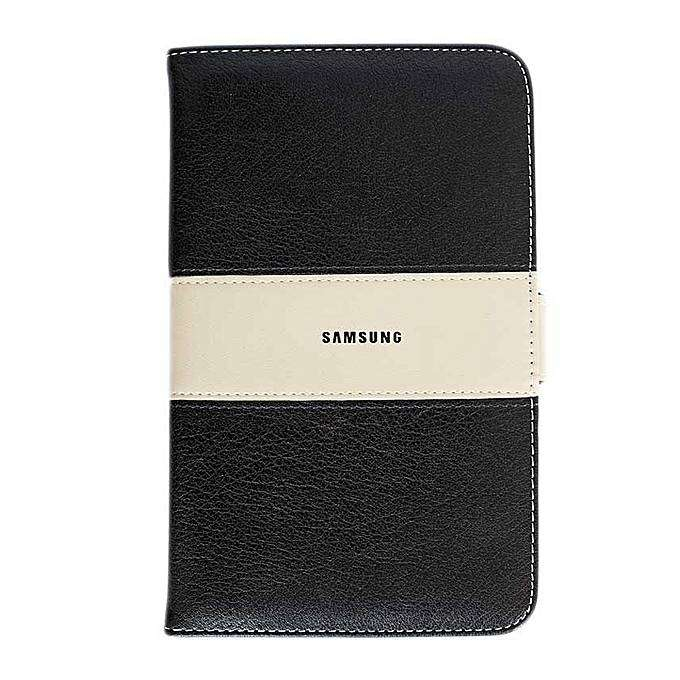 "Leather Book Cover for Samsung Tab A 9.7"" n 8.0"" With In-Pocket Pouch 0"