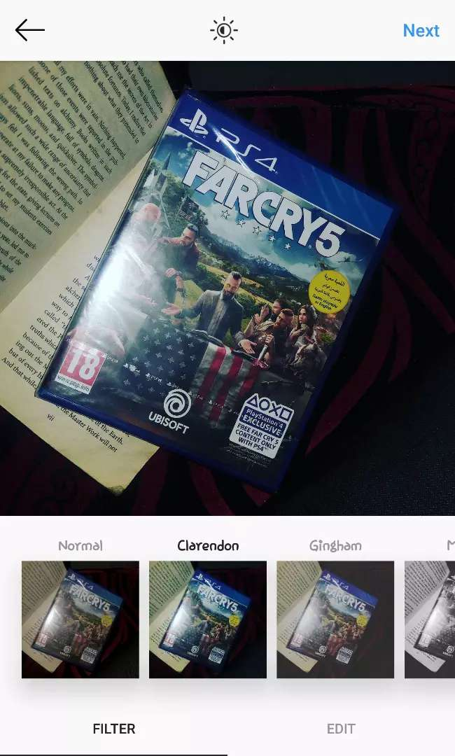 PS4 FarCry5 0