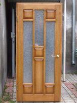 Деревяні двері під замовлення