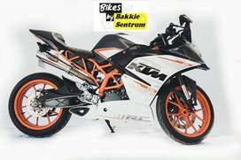 Ktm Rc390 in spectacular condition