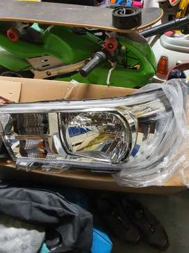 Toyota hilux gd6 headlights