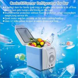 7.5 L Thermoelectric cooler/warmer